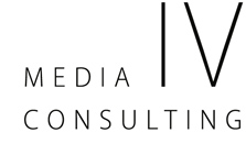 Logo Media IV Consulting GmbH